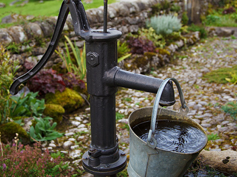 WATER WELL PUMP MAINTENANCE
